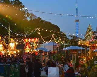 食に雑貨に体験に!名古屋・栄で「名古屋クリスマスマーケット2018」が開催!!
