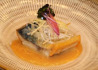 アレンジ度も高い鯖。こちらは定番の鯖の味噌煮