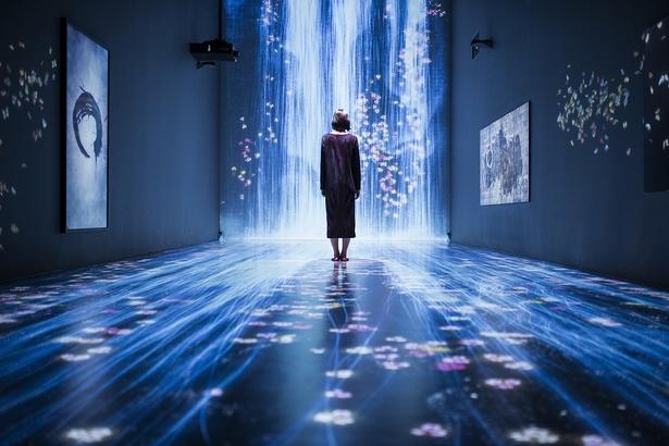 映像メディアの垣根を越える映像作家や美術作家の作品を展示するスペース