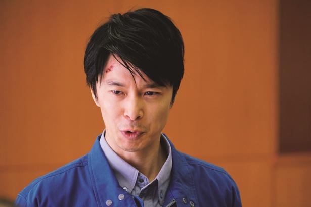 内閣官房副長官・矢口を演じる長谷川博己