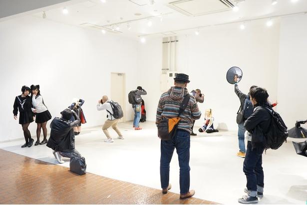 人気コスプレイヤーを時間制で撮影できる「Ritz!ドリーム撮影会」