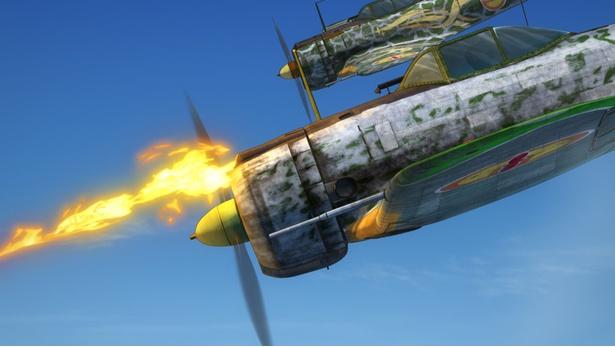 水島努が戦車の次に描くのは、実在の戦闘機が飛ぶ本格空戦アクション
