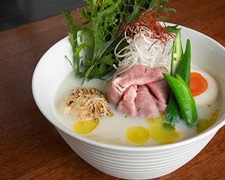【神奈川】ラーメンWalker神奈川2019限定麺ラリー第2弾! 逗子の名店「想〜SOU〜」登場
