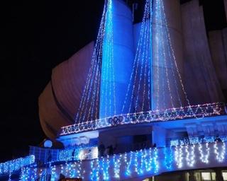 クリスマスシーズンを明るく彩る!長野県長野市で「南長野フェスティバル2018 愛×絆」開催中