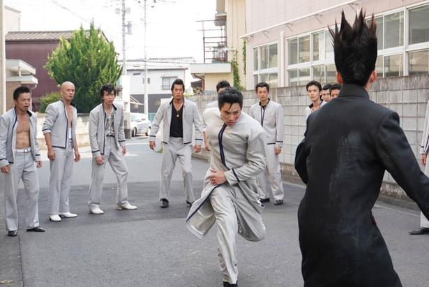 「今日から俺は‼」第9話より(C)NTV