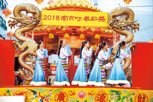 2019南京町春節祭イメージ
