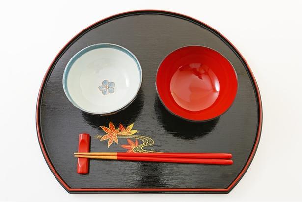 【写真】長い伝統を受け継いだ和食器が大人気?