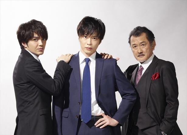 """【写真を見る】またこの3人に会える!春田、黒澤部長、牧の""""その後""""は…?"""