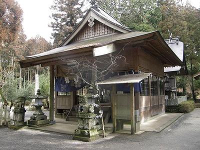 菅原天満宮 / 太宰府天満宮の祭典は、ここからの使者が出府しないと開くことができなかったという