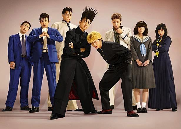 12月6日の「視聴熱」デイリーランキング・ドラマ部門で、賀来賢人らが出演する「今日から俺は!!」が首位を獲得