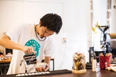 Connect Coffee(福岡市中央区天神)