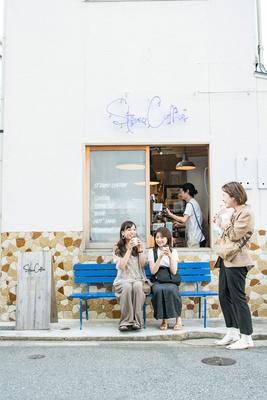 STEREO COFFEE(福岡市中央区渡辺通)