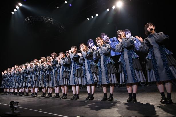 【写真を見る】けやき坂46  「AGESTOCK2018」より