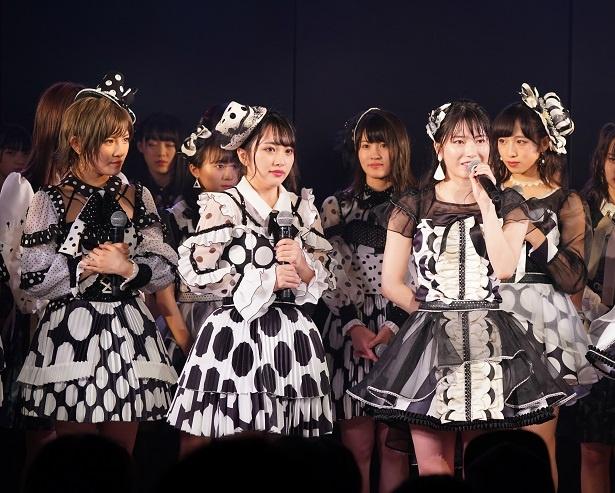 東京・秋葉原のAKB48劇場で「AKB48劇場13周年特別記念公演」行われた
