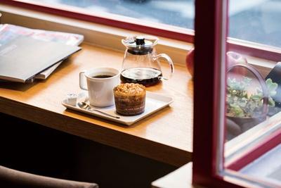 IENA COFFEE 警固店 / ドリップコーヒーはブレンドが500円、シングルオリジンは500円〜