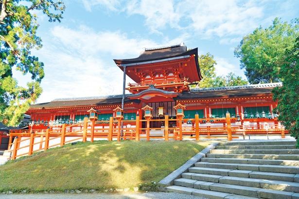 1300年の歴史を刻む春日神社の総本山/春日大社