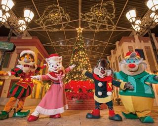 志摩スペイン村のクリスマスはイルミや限定グルメ&グッズなどが盛りだくさん!