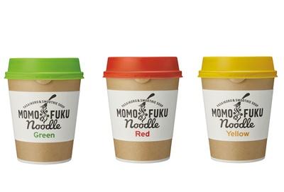 具とスープを組み合わせて好みの味に!「MOMOFUKU NOODLE」のおすすめセレクト(各540円)/阪急うめだ本店