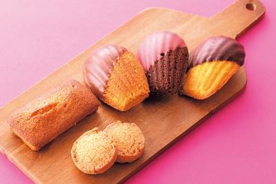 いろいろ味わえるのが嬉しい「FruiTea Salon DEL'IMMO」の焼き菓子ギフト(1600円)/大丸神戸店