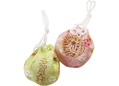 莚寿小守(各800円)/多賀神社