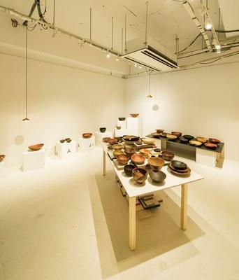 TAG STA / 2018年9月に開催された、沖縄で木の器を作る藤本健氏の個展