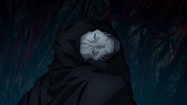 間桐臓硯が特殊なかたちで召喚した暗殺者の英霊<サーヴァント>の真アサシン