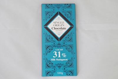 フルーティーな香りと甘味がバランスよく調和する「成城石井 シングルオリジンチョコレート マダガスカル」/成城石井直輸入 世界のお菓子セット