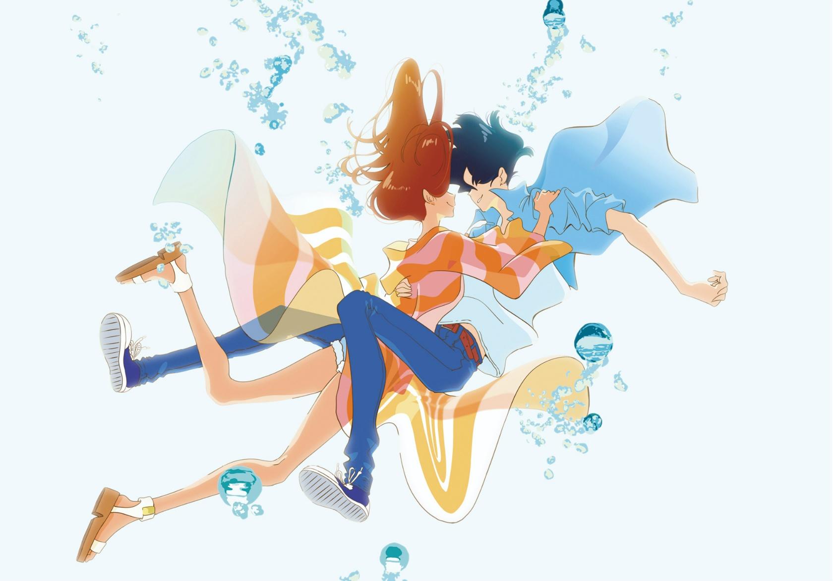 【写真を見る】湯浅政明監督の最新作は感動の青春ラブストーリー!