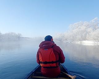 寒いからこそ美しい!真冬の釧路でネイチャーツアーに大感動