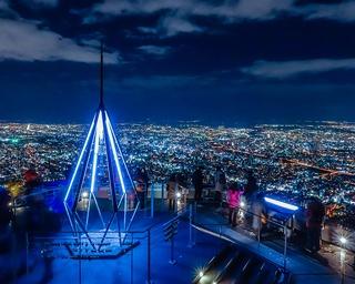 """イルミネーションに日本新三大夜景。冬の札幌は""""夜""""楽しむのが正解!"""