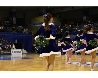 【写真特集】ポニーテールサンタにドキドキ!12月シーホース三河Super Girlsをチェック!!
