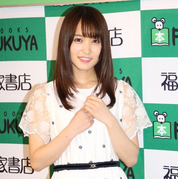 菅井友香が今年の漢字を発表