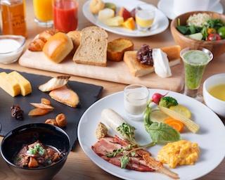 キーワードは「楽しみになる朝食」。三井ガーデンホテル名古屋プレミアが手がける人気のブレックファスト