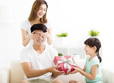 夫が喜ぶプレゼントをしよう!