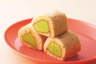 「江崎グリコ」のCream Collon THE CAKE(5個入り1080円)/アントレマルシェ大阪店