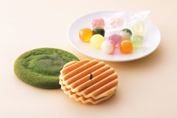「京の和菓子 のれんめぐり」/おみやげ小路 京小町