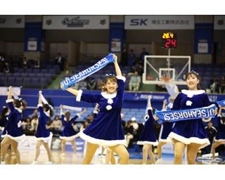 キュート系からキレイなお姉さんまで!シーホース三河のチアSuper Girlsの素顔に迫る!!