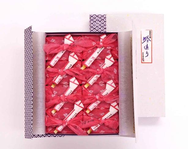 プレミアム桔梗信玄餅吟造り(1728円・8個入り)