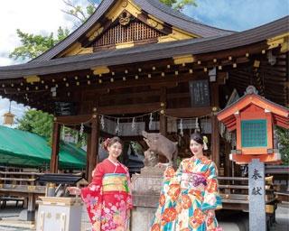 金運や美容にご利益も!ピンポイントな願いに効く京都の神社5選
