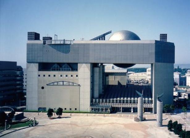立ち寄りスポット「日立シビックセンター科学館」