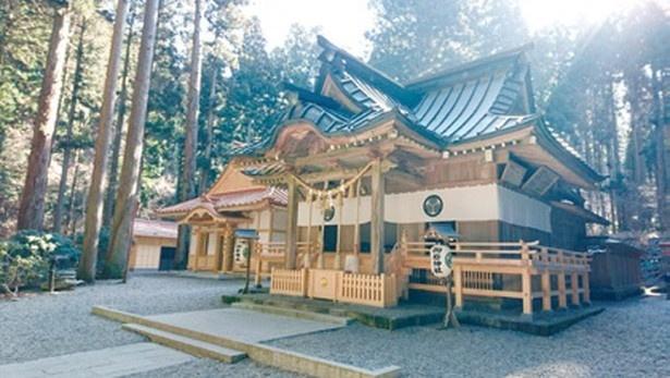 ココへ寄り道!「御岩神社」