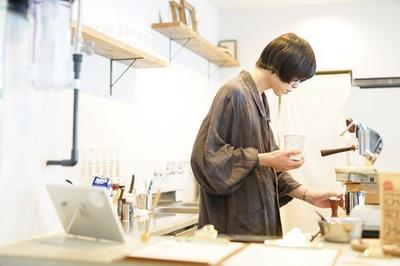 siro coffee / 店主は「TRI CKSTER COFFEE」などで腕を磨いた