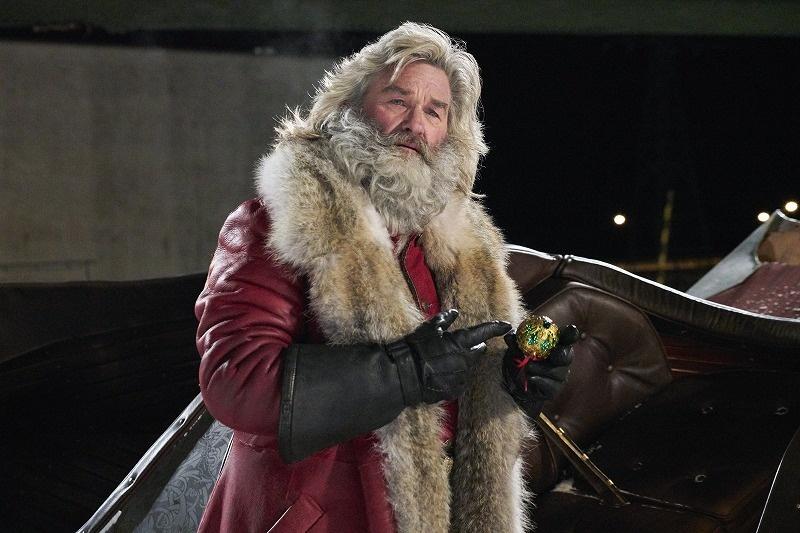 サンタ帽をなくしてしまったサンタクロース