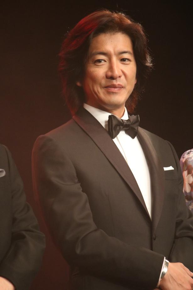 『マスカレード・ホテル』の主演を務めた木村拓哉