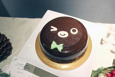 「Suicaのペンギン」の顔がまるごとケーキに!