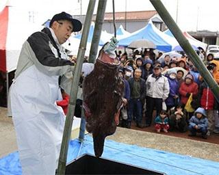 珠洲のあんこうを堪能!石川県の道の駅すずなりで毎年好評「珠洲あんこう祭り」