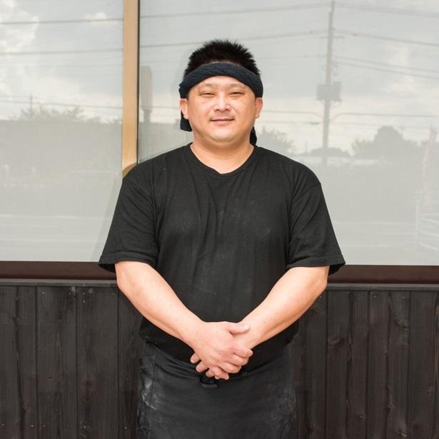 千葉やタイでもラーメン店を営んでいた料理長の毛塚 勉さん