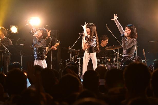 大注目のボーカル&ダンスグループ「J☆Dee'Z」