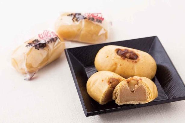 味噌くるみ饅頭(小565円・8個入り/大1080円・18個入り
