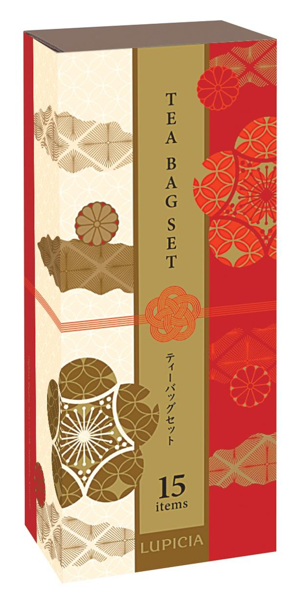 【写真を見る】「松」と「竹」に付く限定品をチェック!限定品Aは「人気のお茶ティーバッグセット15種」